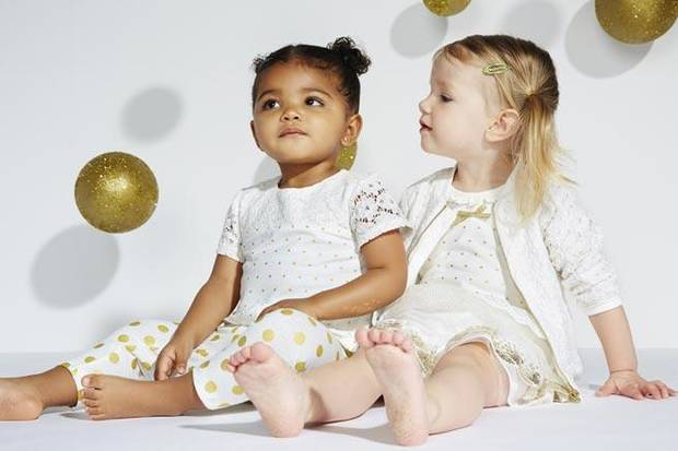 Kardashian Kids launches exclusively at Baby 'R' Us on March 15.