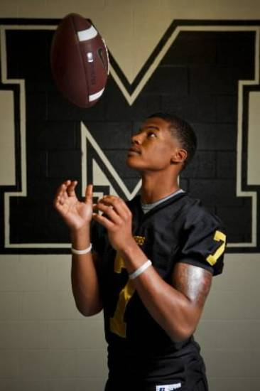 Midwest City's Ronnie Davis has waited patiently to make his impact.