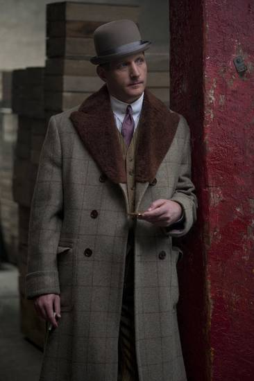 "Paul Sparks in ""Boardwalk Empire."" - HBO Photo"