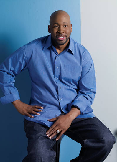 Wayman Tisdale, former University of Oklahoma (OU) college basketball star, former NBA star and musician     ORG XMIT: 0804171428589709