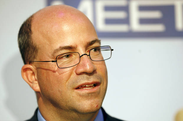 FILE - In this Wednesday, Nov. 14, 2007, file photo, Jeff Zucker, President and Chief Executive Officer of NBC Universal, is seen at the 60th anniversary celebration of NBC&#039;s Meet the Press at the Newseum in Washington. CNN on Thursday, Nov. 29, 2012, named former NBC Universal chief Jeff Zucker as its new top executive, searching for a way to turn around the original cable news network as it has lagged behind rivals Fox News Channel and MSNBC.Zucker will start in January, based in New York and reporting to Phil Kent, who runs all of the Turner networks for parent company Time Warner. (AP Photo/Charles Dharapak, File)