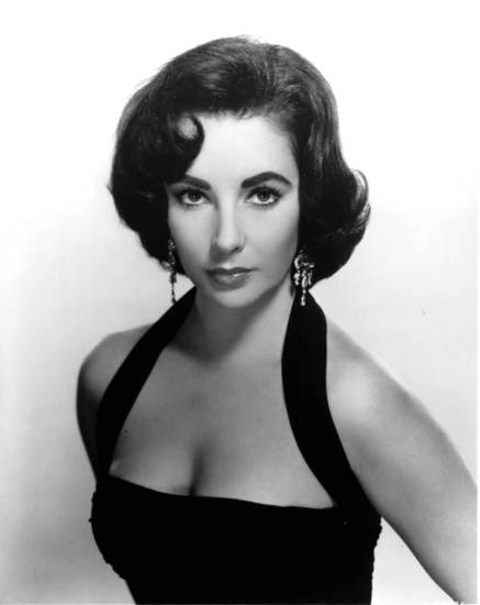 Elizabeth Taylor - Photo Provided by TCM