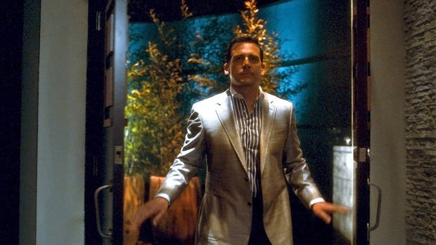 "STEVE CARELL as Cal in Warner Bros. Pictures' comedy ""CRAZY, STUPID, LOVE."" a Warner Bros. Pictures release."