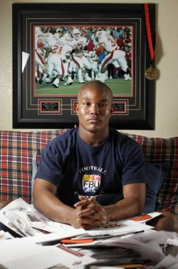 Heritage Hall's Barry J. Sanders is ranked No. 9 at RB by Rivals.com