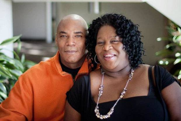 William Cummings and wife Evelyn Young-Cummings. &lt;strong&gt;Provided&lt;/strong&gt;