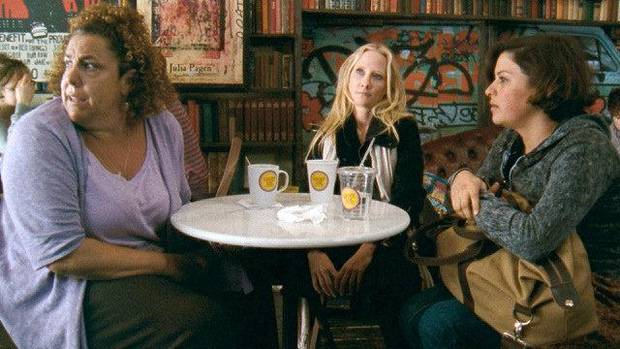 Marcia DeBonis, Anne Heche and Alia Shawkat star in �That�s What She Said.� PHOTO PROVIDED