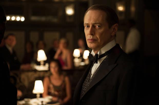 BOARDWALK EMPIRE: Steve Buscemi. Photo by Macall B. Polay/HBO