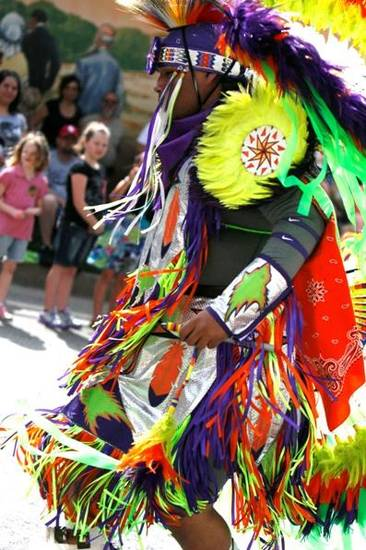 during the Red Earth Festival at the Cox Convention Center Friday, June 2, 2011. Photo by Ashley R. West, The Oklahoman