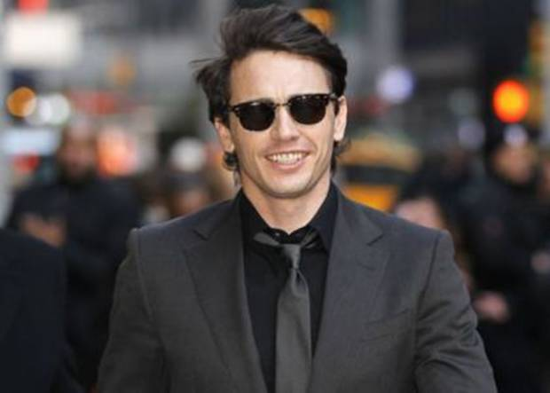 James Franco will teach a third-year graduate class at New York University's Tisch School of the Arts.