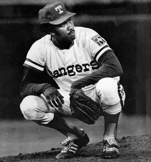 Ferguson Jenkins, May 06, 1980. Jenkins was inducted into the Oklahoma Sports Hall of Fame on March 20, 2012.