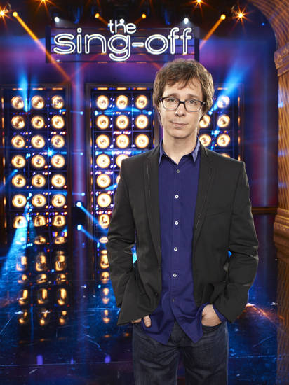 THE SING-OFF -- Season: 3 -- Pictured: Ben Folds -- Photo by: Mitchell Haaseth/NBC