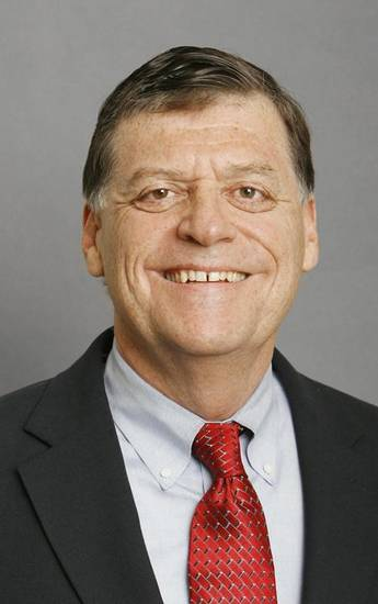 CANDIDATE / CANDIDATES / CANDIDACY / FILE / FILINGS: Tom Cole, Moore, filing for U.S. House 4th district Monday, June 5, 2006, at the state Capitol in Oklahoma City. By Paul B. Southerland, The Oklahoman