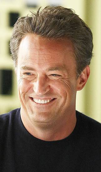 "Matthew Perry stars in ""Go On."" NBC PHOTO <strong>NBC</strong>"