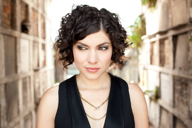 Carrie Rodriguez will perform Sunday at the Blue Door. Photo provided