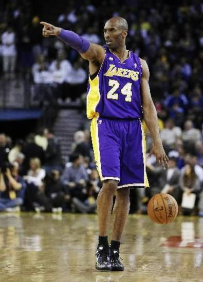 Lakers' Kobe Bryant