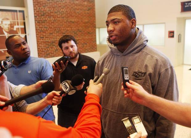 Can Marcus Smart's return spark a turnaround for OSU? Photo by KT King/For the Oklahoman