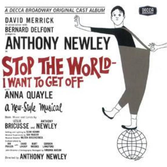Stop the World - I Want to Get Off - Original Broadway Cast