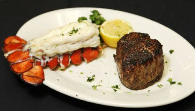 RESTAURANT: Steak and lobster at Opus Prime Steakhouse in Oklahoma City, Oklahoma , Thursday, June 3, 2011. Photo by Steve Gooch ORG XMIT: KOD <strong>Steve Gooch - THE OKLAHOMAN</strong>