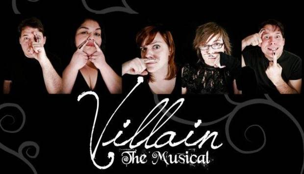 "OKC Improv will bring back the favorite ""Villain: The Musical"" Saturday at Ghostlight Theatre Club in the Paseo Arts District."