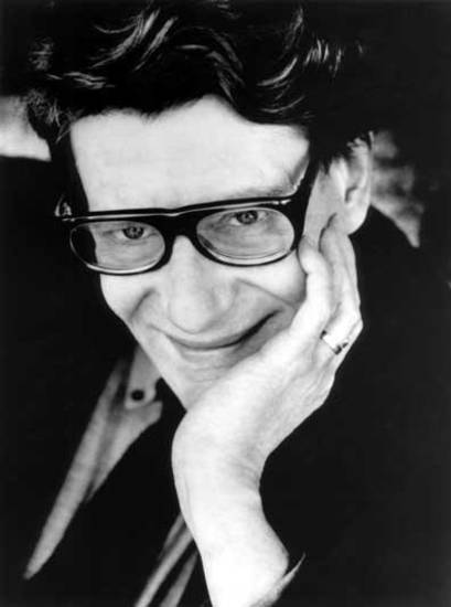 French designer Yves Saint Laurent