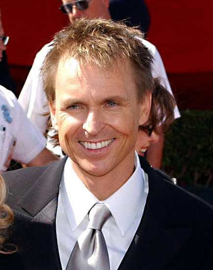 "Phil Keoghan, host of CBS's ""The Amazing Race"""