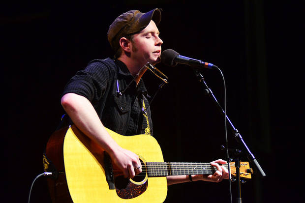 Grammy nominee John Fullbright will be the guest performer Thursday night at Cushing Country Club. John Cooper, a member of the Red Dirt Rangers, hosts the Third Thursday Concert Series at the country club. Photo provided <strong>BRIAN BLAUSER     bblauser@hotma</strong>