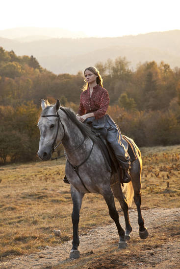 """Lindsay Pulsipher in the miniseries """"Hatfields & McCoys"""" - HISTORY Photo"""