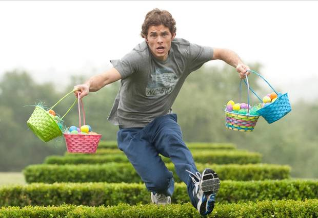 James Marsden stars in the movie &quot;Hop&quot;