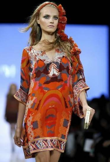 diane von furstenberg spring collection