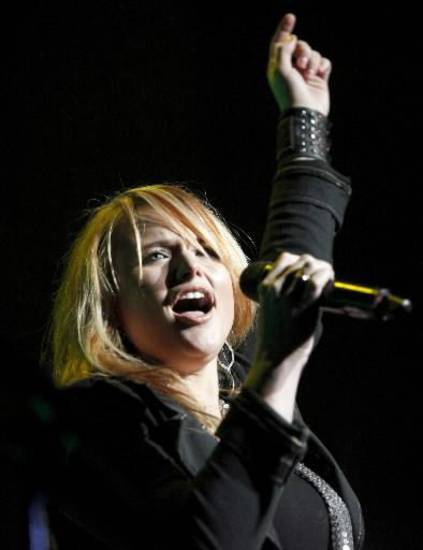 Miranda Lambert (The Oklahoman Archives)