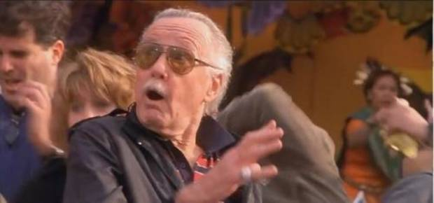 "Stan Lee, ""Spider-Man"" (2002)"