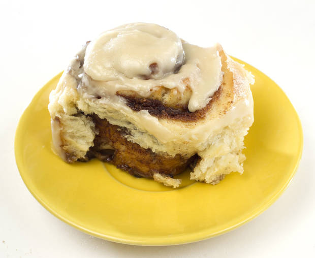 Swedes like their cinnamon rolls on the spicy side, Judith Fertig says. These cute, compact sweets get their kick from aromatic cardamom and taste great with coffee.  (Tammy Ljungblad/Kansas City Star/MCT)