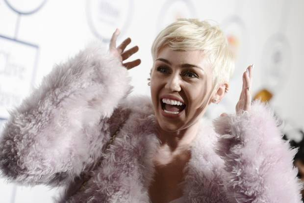 Miley Cyrus (AP file)