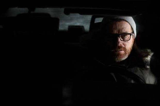 """Bryan Cranston is seen in a photo from the """"Breaking Bad"""" finale."""