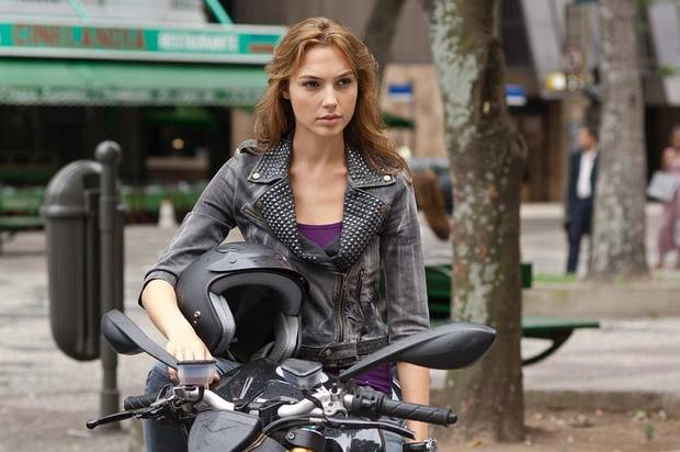 Gal Gadot in 'Fast Five' (Photo: Universal Pictures)