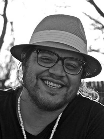 Oklahoma filmmaker Sterlin Harjo. Photo provided.