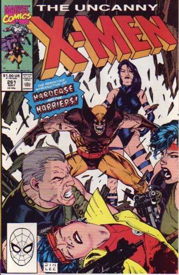 Uncanny X-Men 261