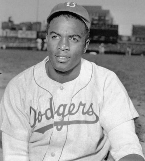 Jackie Robinson in 1948 (AP file)