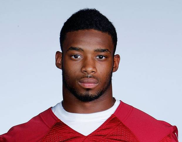 Derrick Woods. PHOTO PROVIDED BY OU