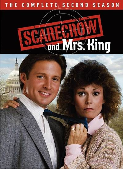 Scarecrow and Mrs. King season 2