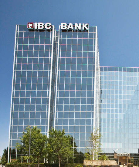 IBC Bank-Oklahoma paid Chesapeake Energy $32,391,500 in late December for the 274,400-square-foot Caliber Center, 3817 Northwest Expressway, county records show.  Photo Provided