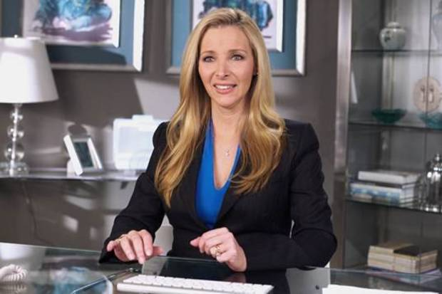"Lisa Kudrow stars in ""Web Therapy."" - Showtime Photo"