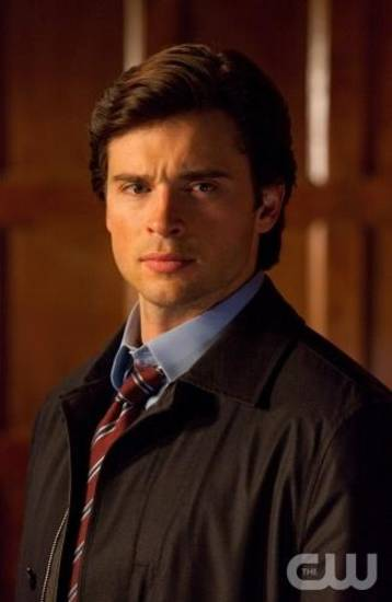 &quot;Absolute Justice&quot; -- Tom Welling as Clark Kent in SMALLVILLE on The CW.