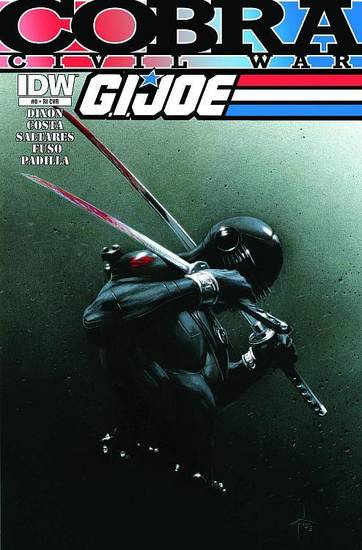 G.I. Joe Civil War #0