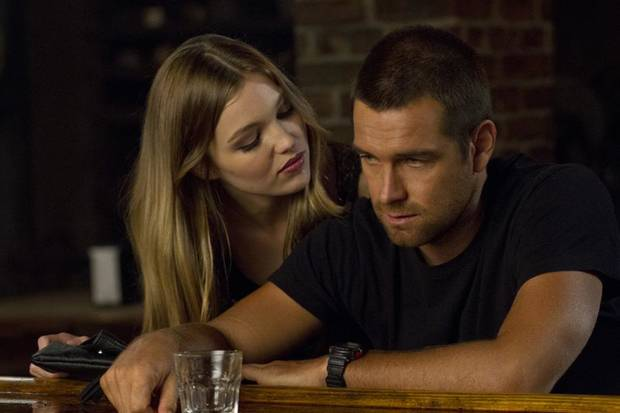 Lili Simmons and Antony Starr -Photo courtesy of Fred Norris/Cinemax