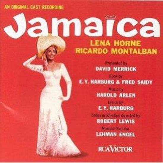 Jamaica - Original Broadway Cast