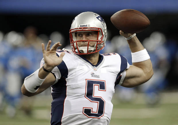 Tim Tebow isn't in the league. Why? (AP Photo/Paul Sancya)