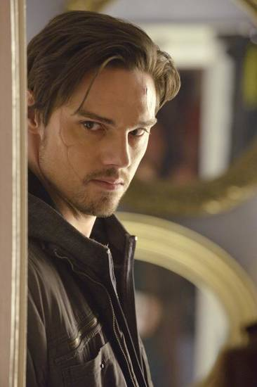 "Beauty and the Beast -- ""Seeing Red"" -- Pictured: Jay Ryan as Vincent -- Image Number: BB109b_0086.jpg -- Photo: Ben Mark Holzberg/The CW -- © 2012 The CW Network, LLC. All rights reserved."