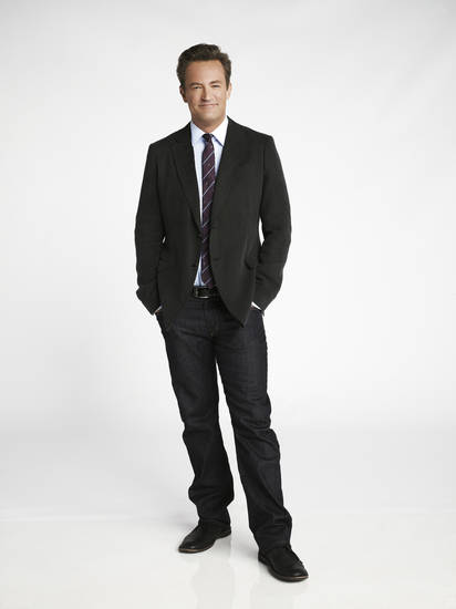 GO ON -- Season: 1 -- Pictured: Matthew Perry as Ryan -- (Photo by: Robert Trachtenberg/NBC)