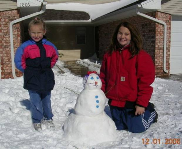 Presley & Savana, El Reno<br/><b>Community Photo By:</b> Carla Stroh<br/><b>Submitted By:</b> CARLA, el reno